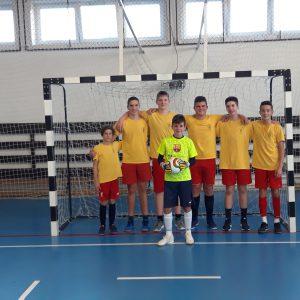 Futsal városi döntő
