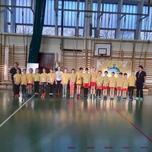 Játékos sportvetélkedő megyei döntő
