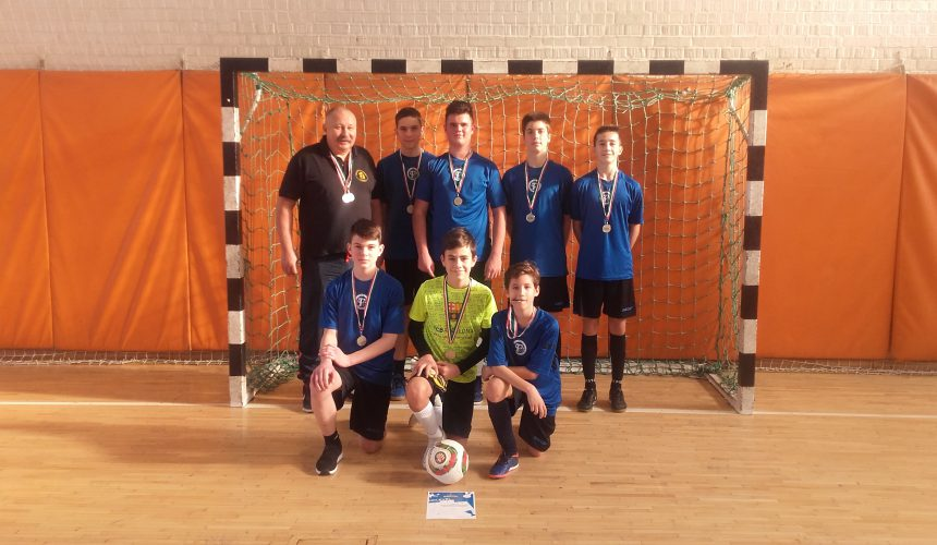 Futsal diákolimpia országos elődöntő