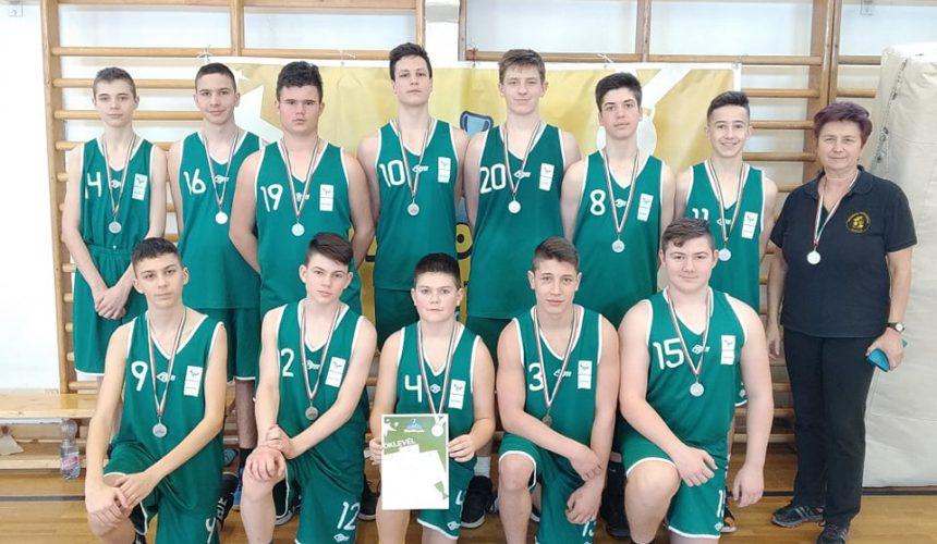 Megyei Diákolimpia Kosárlabda fiú IV. korcsoport