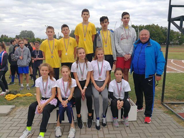 Atlétika-Ügyességi és Váltófutó Csapatbajnokságot